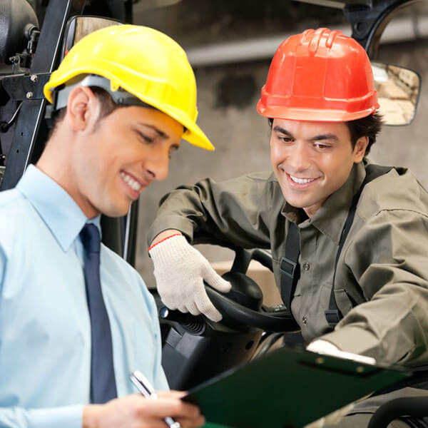 Training for Forklift Use